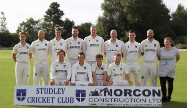 Studley Cricket Club First Team photo